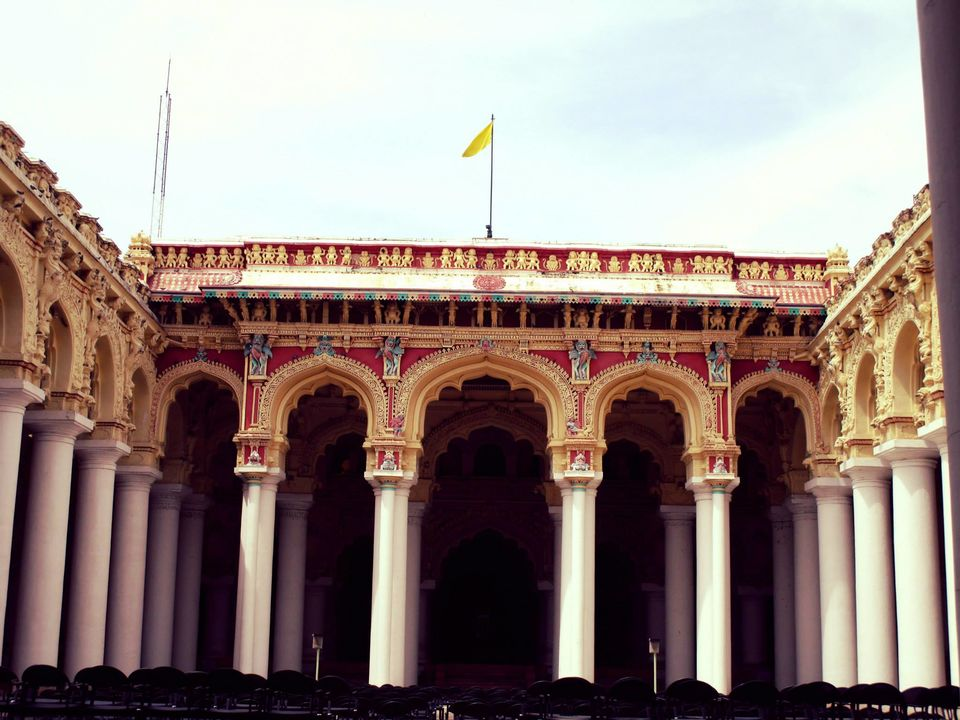 Photo of Thirumalai Nayakkar Palace, Panthadi 1st Street, Mahal Area, Madurai Main, Madurai, Tamil Nadu, India by Navneeth Venkatesh