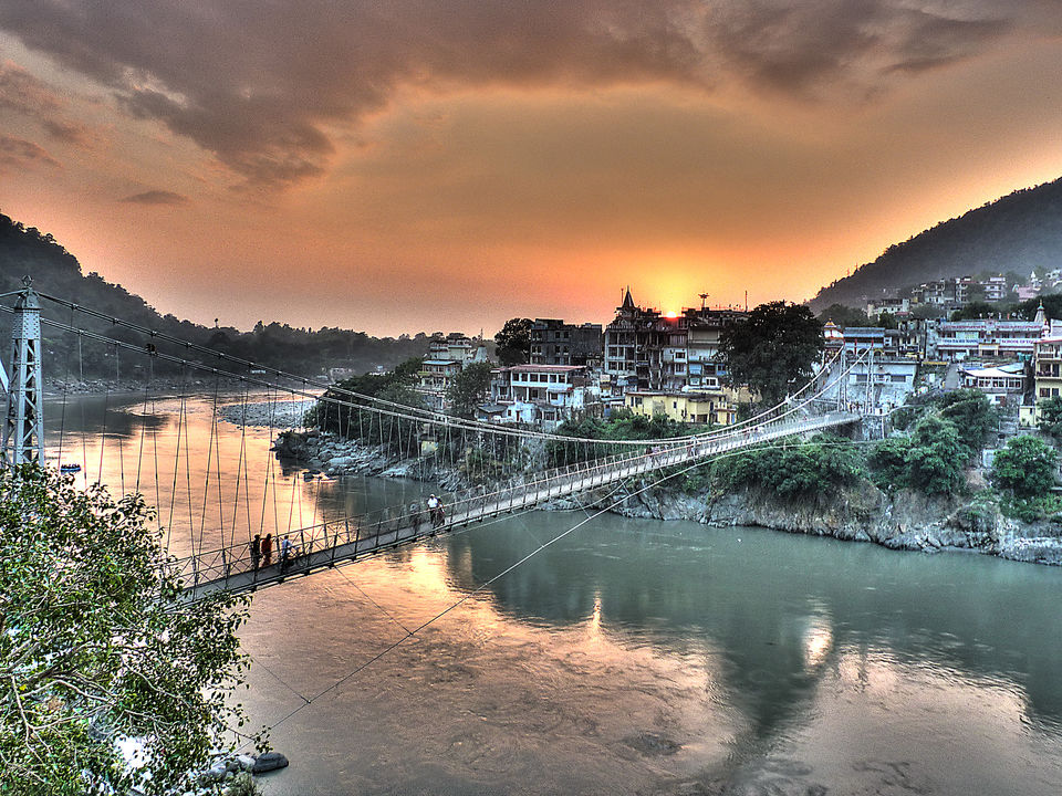 Photos of Rishikesh, Uttarakhand, India 1/1 by Pritha Puri