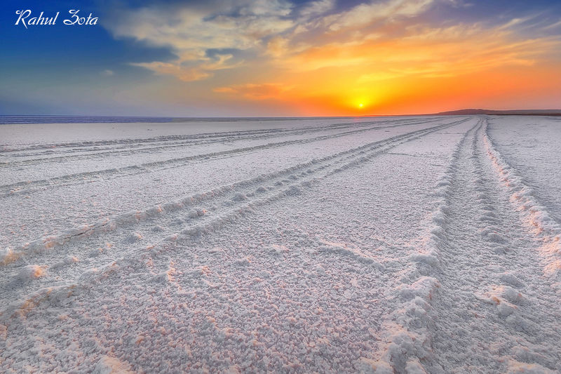 Photos of Rann of Kutch, Kutch, Gujarat, India 1/1 by Pritha Puri