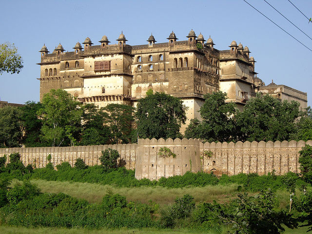 Photos of Orchha State, Madhya Pradesh, India 1/1 by Pritha Puri