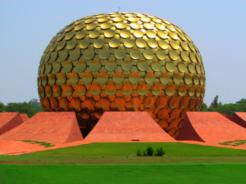 Photos of Auroville, Tamil Nadu, India 1/1 by Pritha Puri
