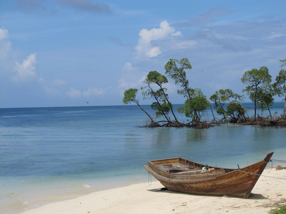 Photos of Andaman and Nicobar Islands, India 1/1 by Pritha Puri