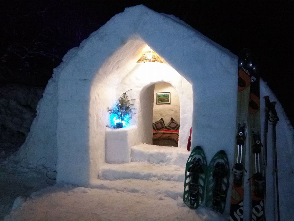 Photo of Head To Manali Right Now And Fulfil Your Dream Of Staying Inside An Igloo!  1/5 by Gunjan Upreti