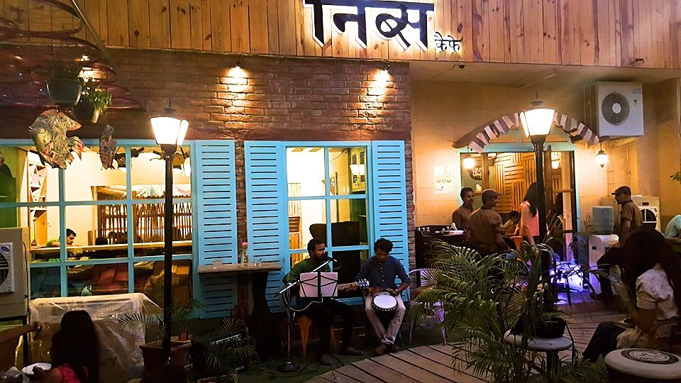 8 new age cafes in jaipur that are instagram famous for being so gorgeous tripoto. Black Bedroom Furniture Sets. Home Design Ideas