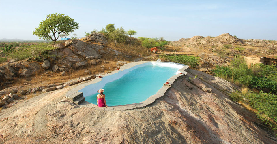Photos of With A Private Pool In Every Cottage, This Hidden Resort In Rajasthan Is Basically Heaven On Earth! 12/13 by Gunjan Upreti