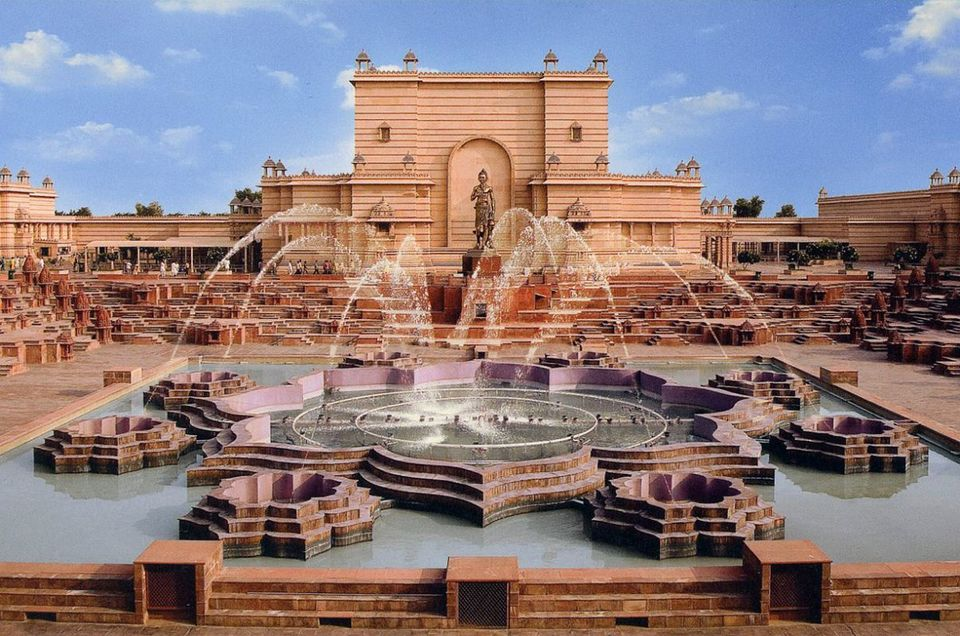 Akshardham Temple Delhi Comprehensive Guide To Visit