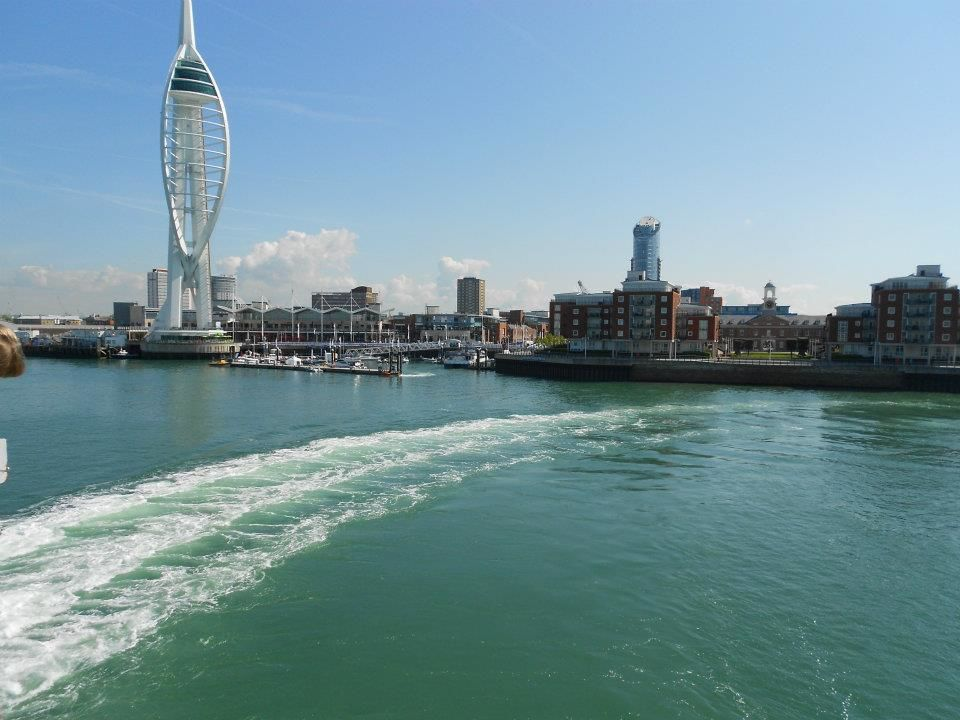 Photos of Ferry ride to Isle of Wight 1/11 by Hippie Traveller