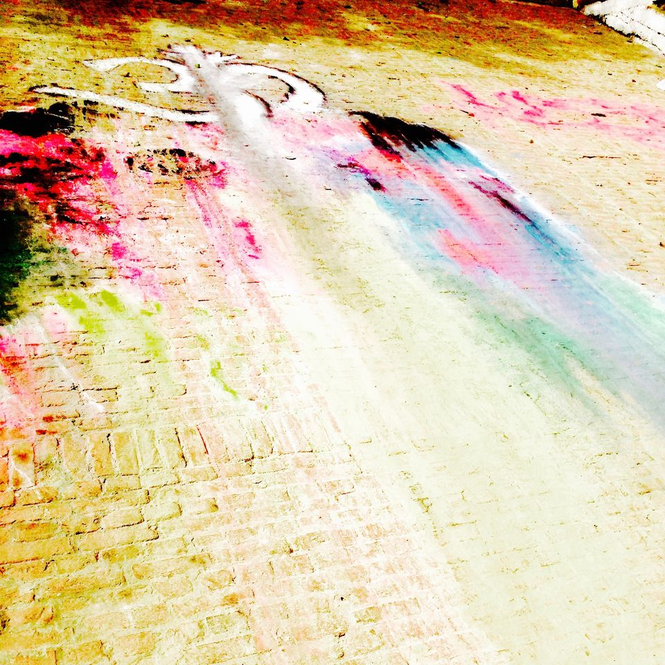 Photos of Om, sublime message in melting colors 1/6 by Kanika Gupta