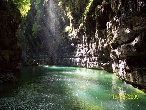 Body Rafting at Green Canyon An experience of lifetime by Ayan