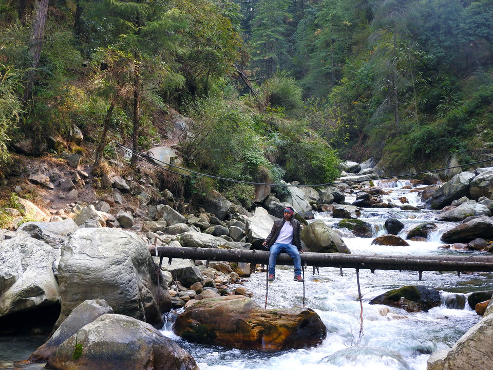 Photos of Parvati River / Pine Forest 1/8 by Aftab Damra