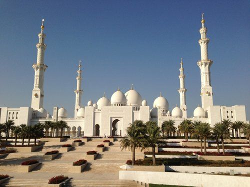 Photos of Sheikh Zayed Grand Mosque 1/11 by Mukesh Rawat