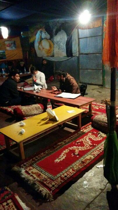 Alpine Guest House Cafe Kasol