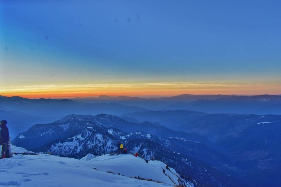 Photo of Tungnath, Rudraprayag, Uttarakhand, India by Sheetal Vibhuti escapingsoul.in