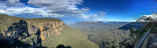 Photos of Gordon Falls Lookout, Blue Mountains National Park, New South Wales, Australia 2/3 by Shona Guthrie