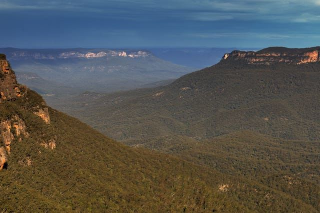 Photos of Gordon Falls Lookout, Blue Mountains National Park, New South Wales, Australia 1/3 by Shona Guthrie