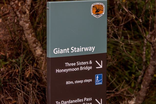 Photos of Three Sisters Walking Track, Katoomba, New South Wales, Australia 7/7 by Shona Guthrie