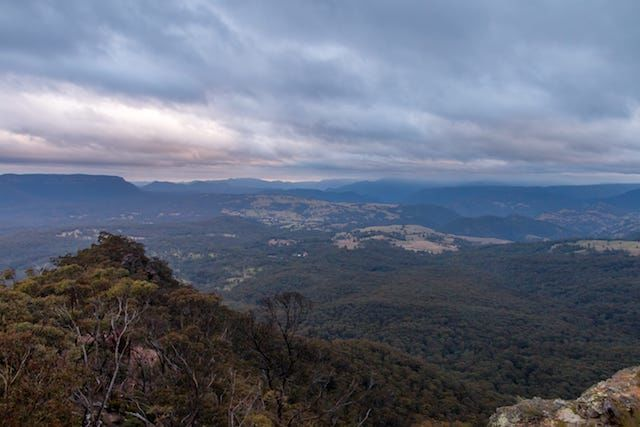 Photos of Hargraves Lookout, Shipley Road, Megalong Valley, New South Wales, Australia 3/9 by Shona Guthrie