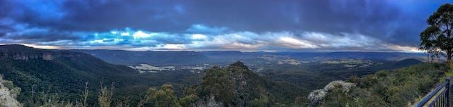 Photos of Hargraves Lookout, Shipley Road, Megalong Valley, New South Wales, Australia 5/9 by Shona Guthrie