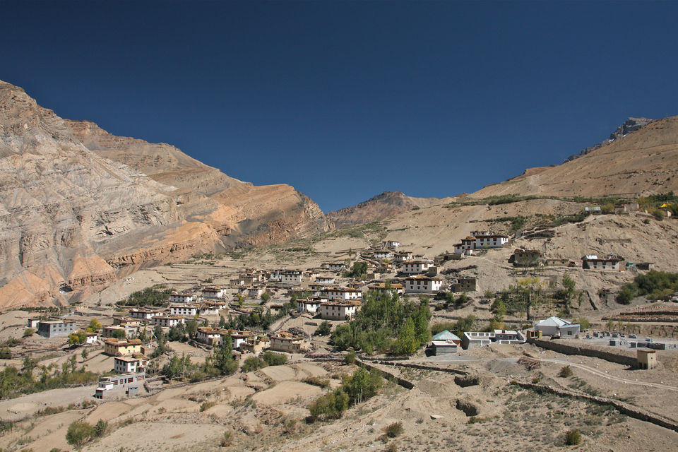 Photos of Lhalung Monastery- A Mystery of Spiti Valley!! 1/1 by Chetna Khetawat (The Vagabond Dreamer)