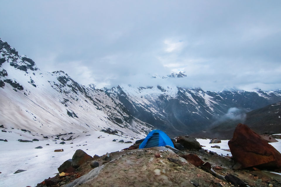 Photos of A Visual Journey Through The Most Beautiful Crossover Trek In The Himalayas: Pin Parvati Pass 1/1 by Mouna Nanaiah