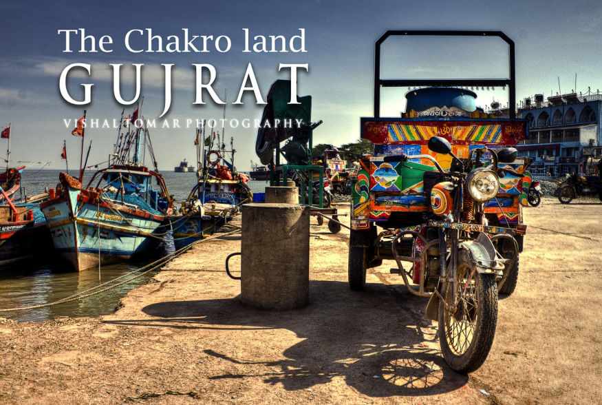 The Chakro land - GUJRAT