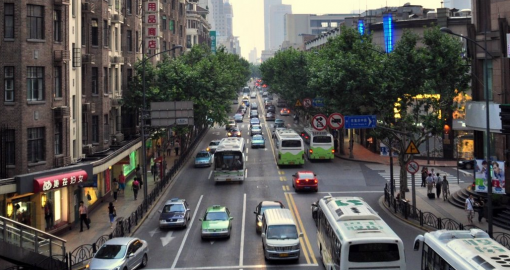Photos of Huaihai Road 1/10 by Isabelle