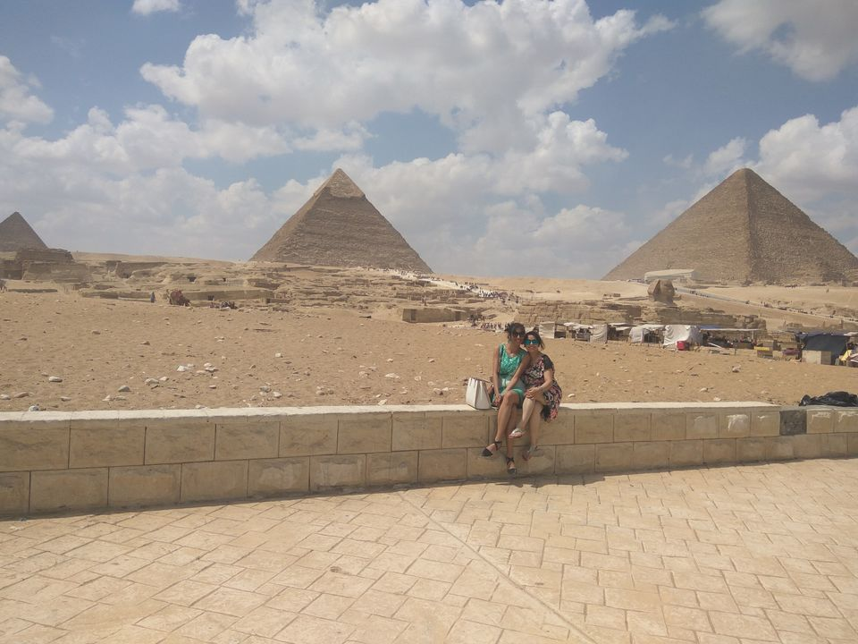 My Egyptian Escapade