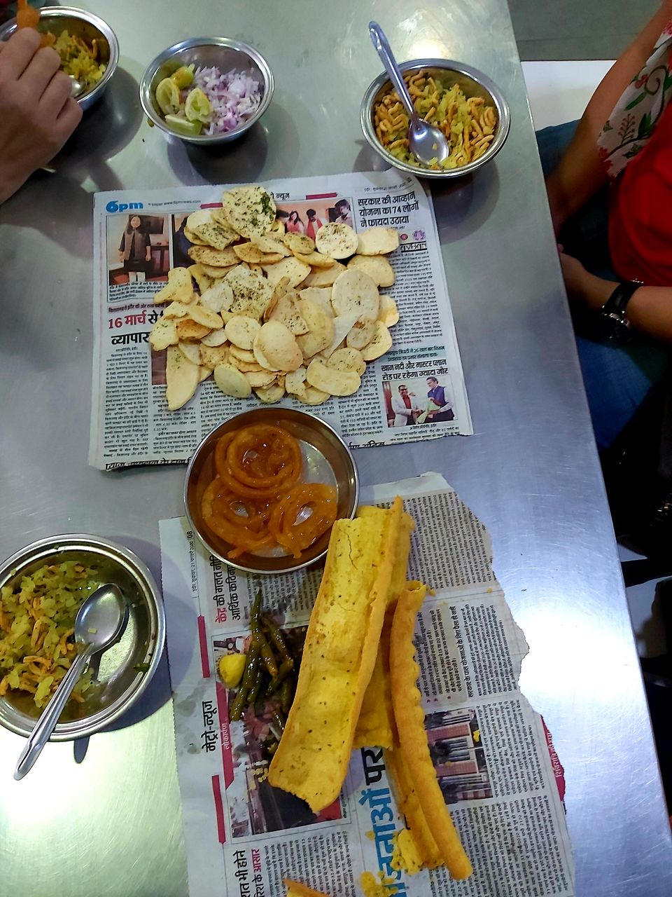 Photo of Khana aur Tana Bana( Food, Waft and Weft)#LadysFirst by Rufina Shrotri