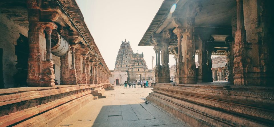 Songs on Stone - An architectural kaleidoscope called Hampi !