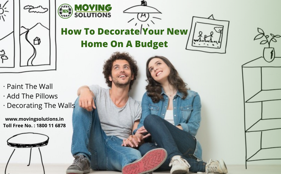 How To Decorate Your New Home On A Budget