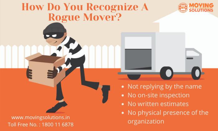 How Do You Recognize A Rogue Mover?