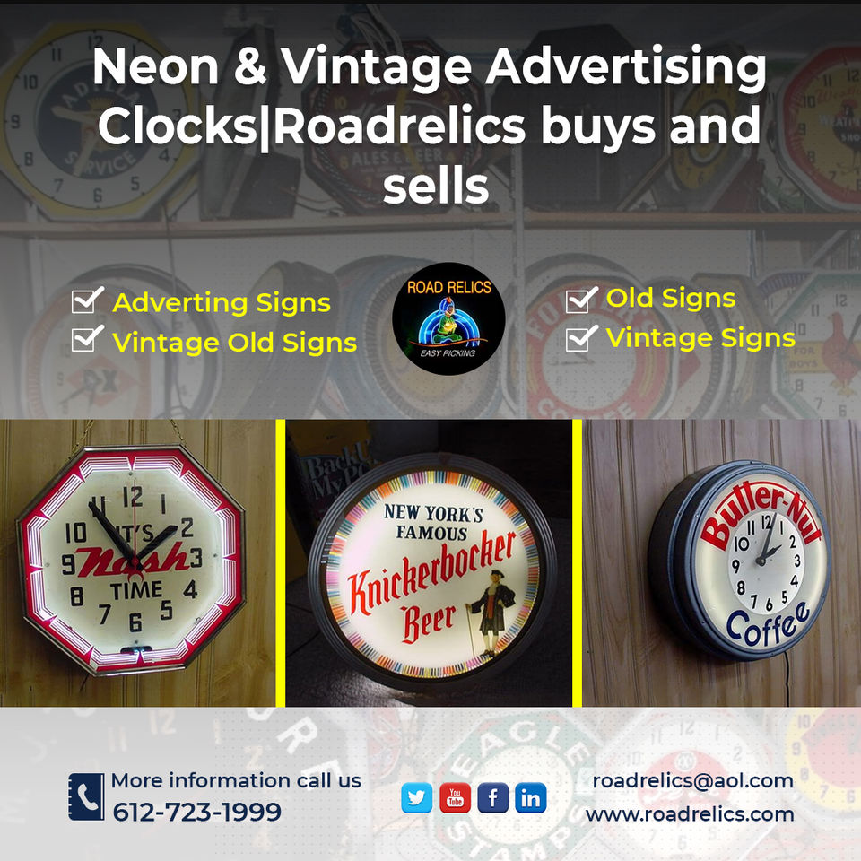 Photo of Shop porcelain gas and oil signs at antique store signage 1/1 by Northshore