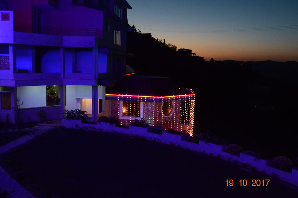 Photos of The resort on Diwali Night(Picture Credits: Subikash Roy) 1/1 by Aparajita