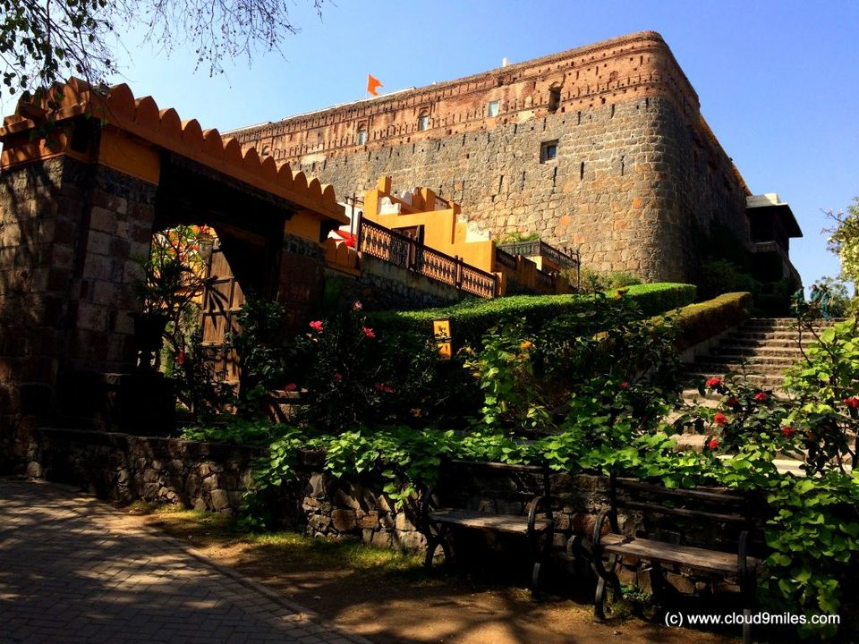 Photos of Fort Jadhavgadh - Maharashtra's only Heritage Hotel - Cloud9miles - Indian Travel and Fashion Blog 1/1 by Cloud9miles