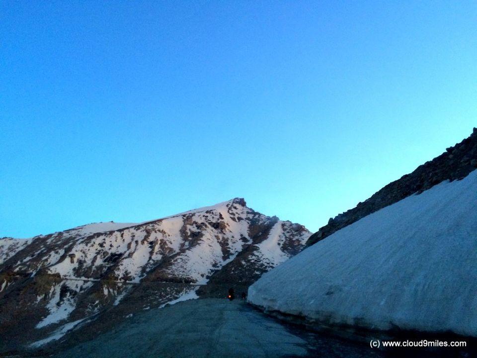 Photos of Leh - Ladakh Diaries - Nubra Valley to Leh (131 KM) via Khardung La - Cloud9miles - Indian Travel an 1/1 by Cloud9miles