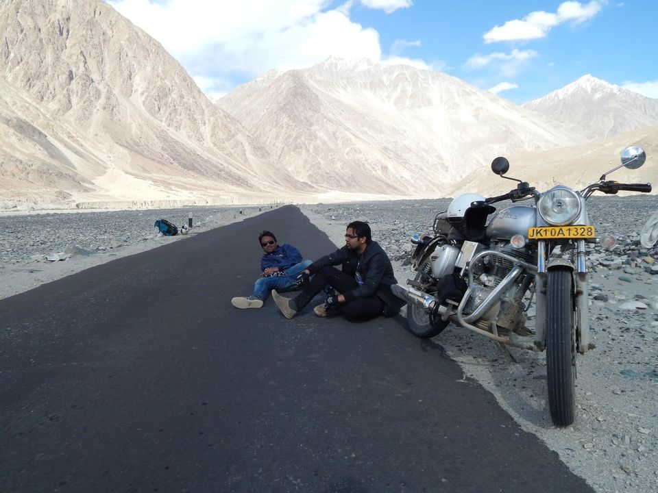 Photos of How I got Leh'd :- inolvidable : - Ladakh trip -15 to 48+ 1/13 by Udit Garg