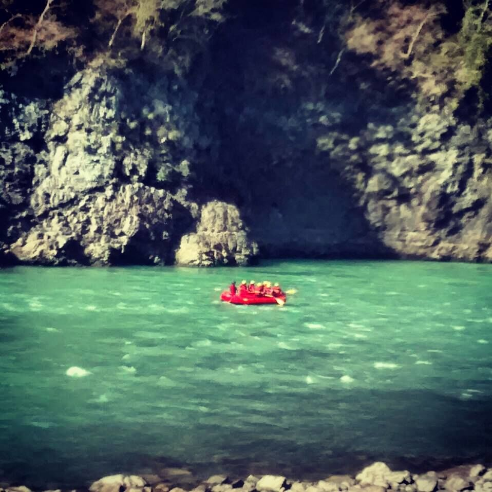 Photos of When Going Gets Tough, The Tough Go Rafting 1/2 by Ritika Pradhan