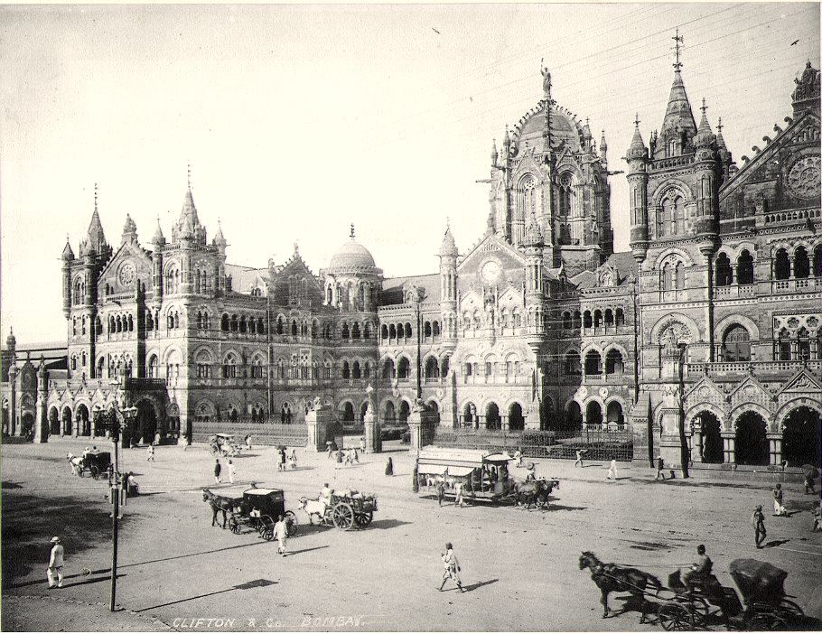Photo of 16 Old Indian Photos of Most Famous Places Depict How The Country Has Changed In The Last 150 Years 1/16 by Prateek Dham