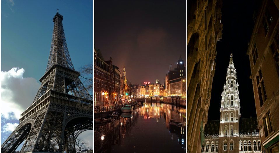 A 10-Day Europe Itinerary for 2 People to Experience the Best of the Continent in Under INR 50,000!