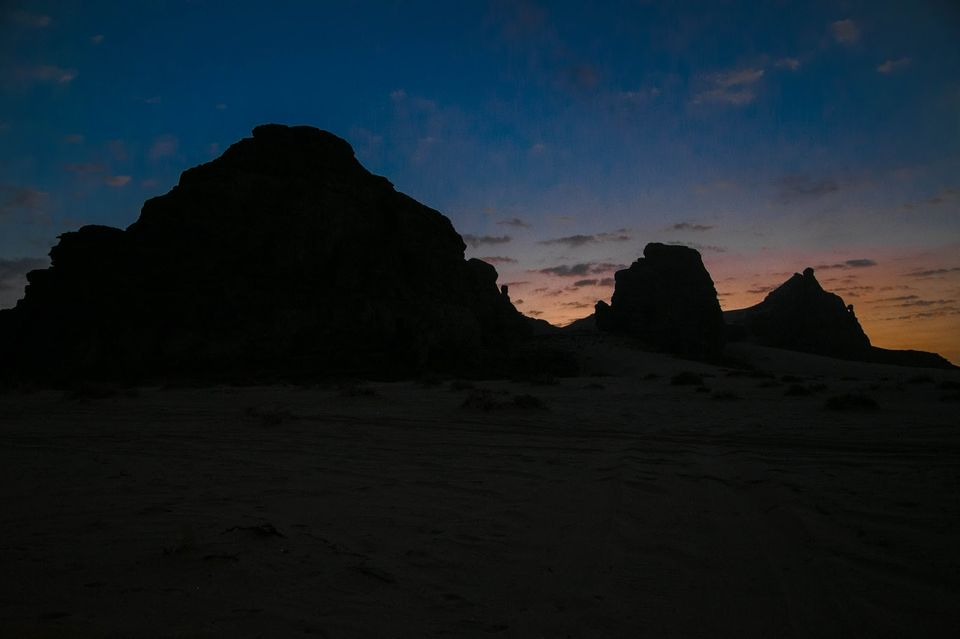 A Fantastically Fun Day of Dune Bashing