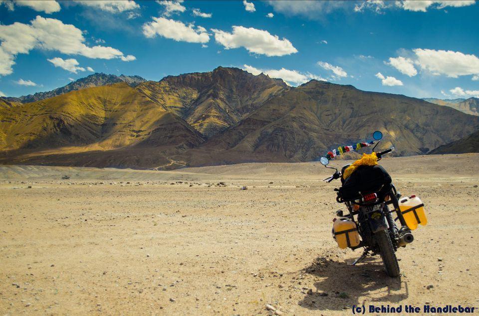 Photos of My upcoming journey to the Himalayas 1/1 by C S Prasanjit Kumar