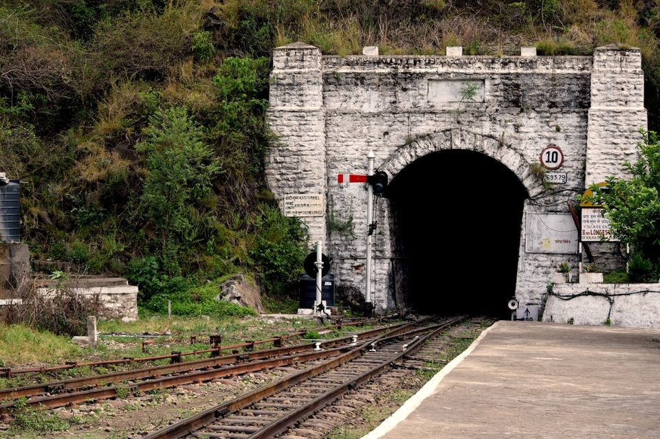 Tunnel Number 33