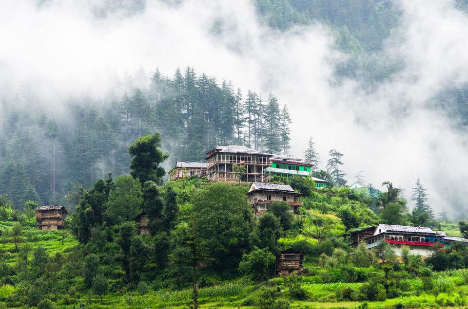 Photo of Jibhi, Himachal Pradesh, India by Monidipa Bose