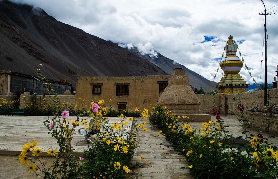 Photo of Tabo, Himachal Pradesh, India by Monidipa Bose