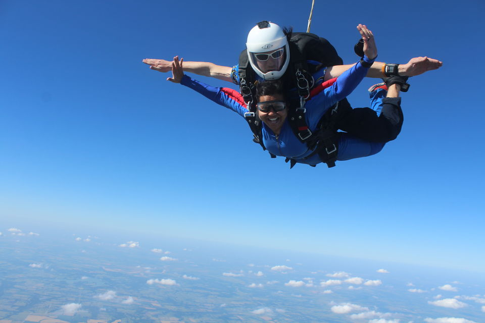 Photos of Skydive - A lifetime Experience 1/1 by Shakti Chauhan