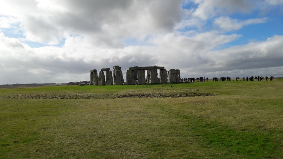 Photos of Stonehenge, Wiltshire, England<br> 1/1 by Shalini Rai