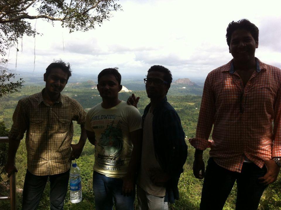 3 Nights, 3 States - The Nilgiris on Motorbike