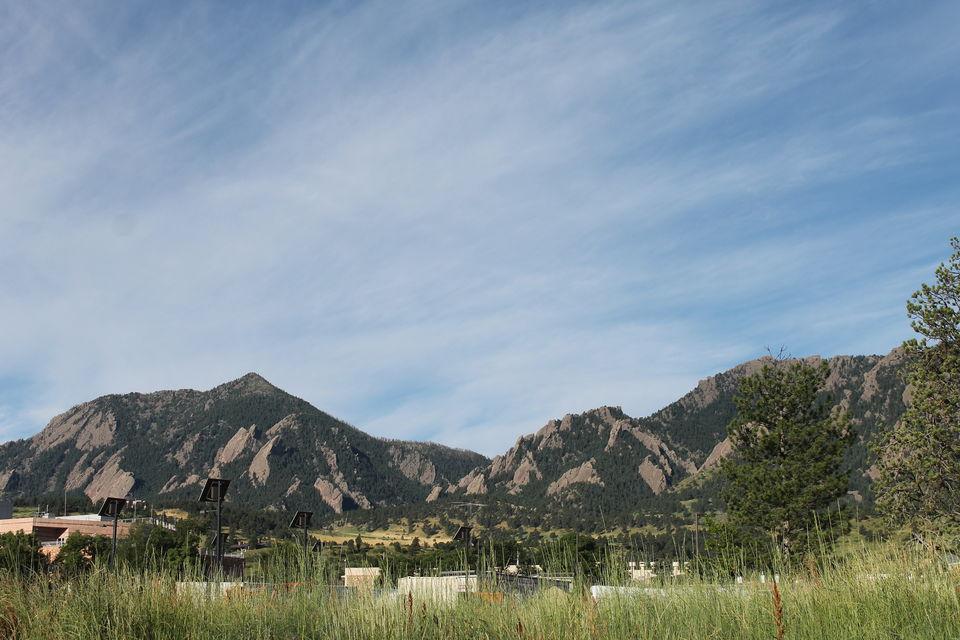 Solo in Boulder