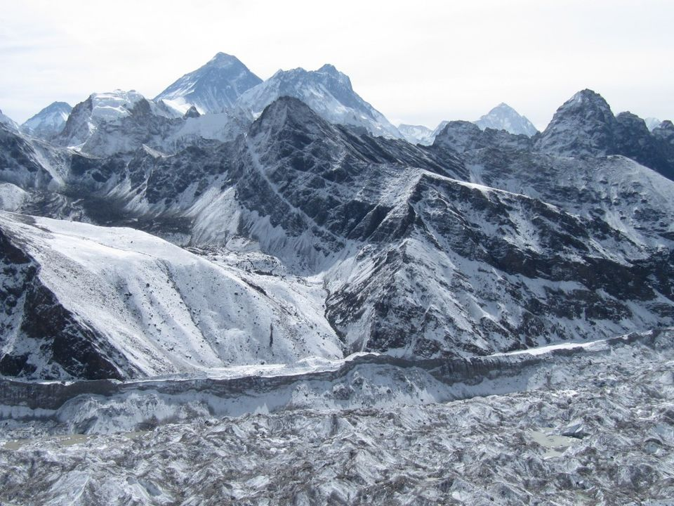 Photos of Everest three pass trek 1/3 by Nepal Mountain Trekkers(P.) Ltd