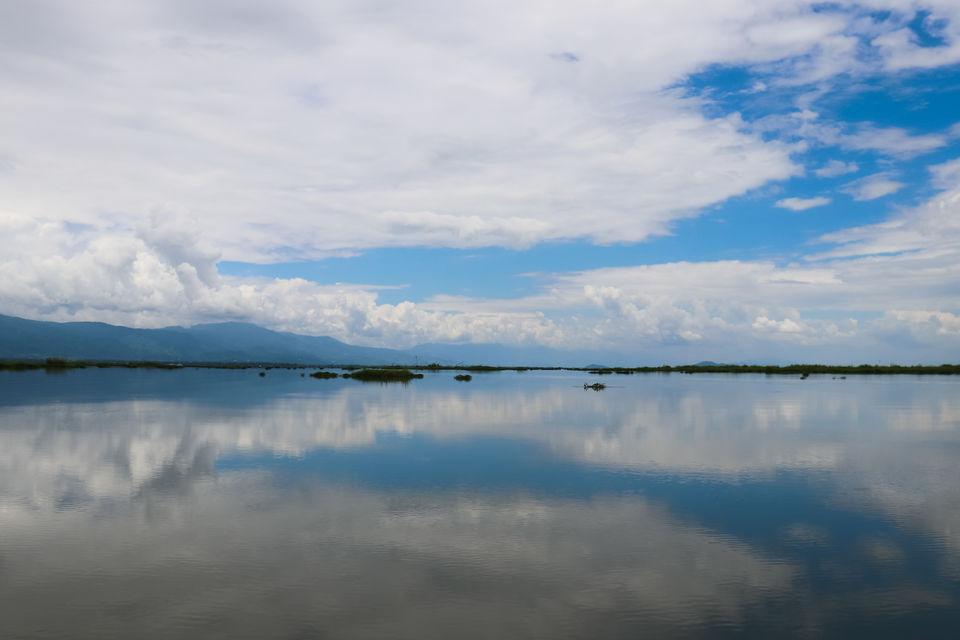 Photos of Heavenly Loktak lake 1/1 by sreenivasa sudheendra